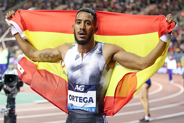 Orlando Ortega (Foto: Beautiful Sports / Axel Kohring)
